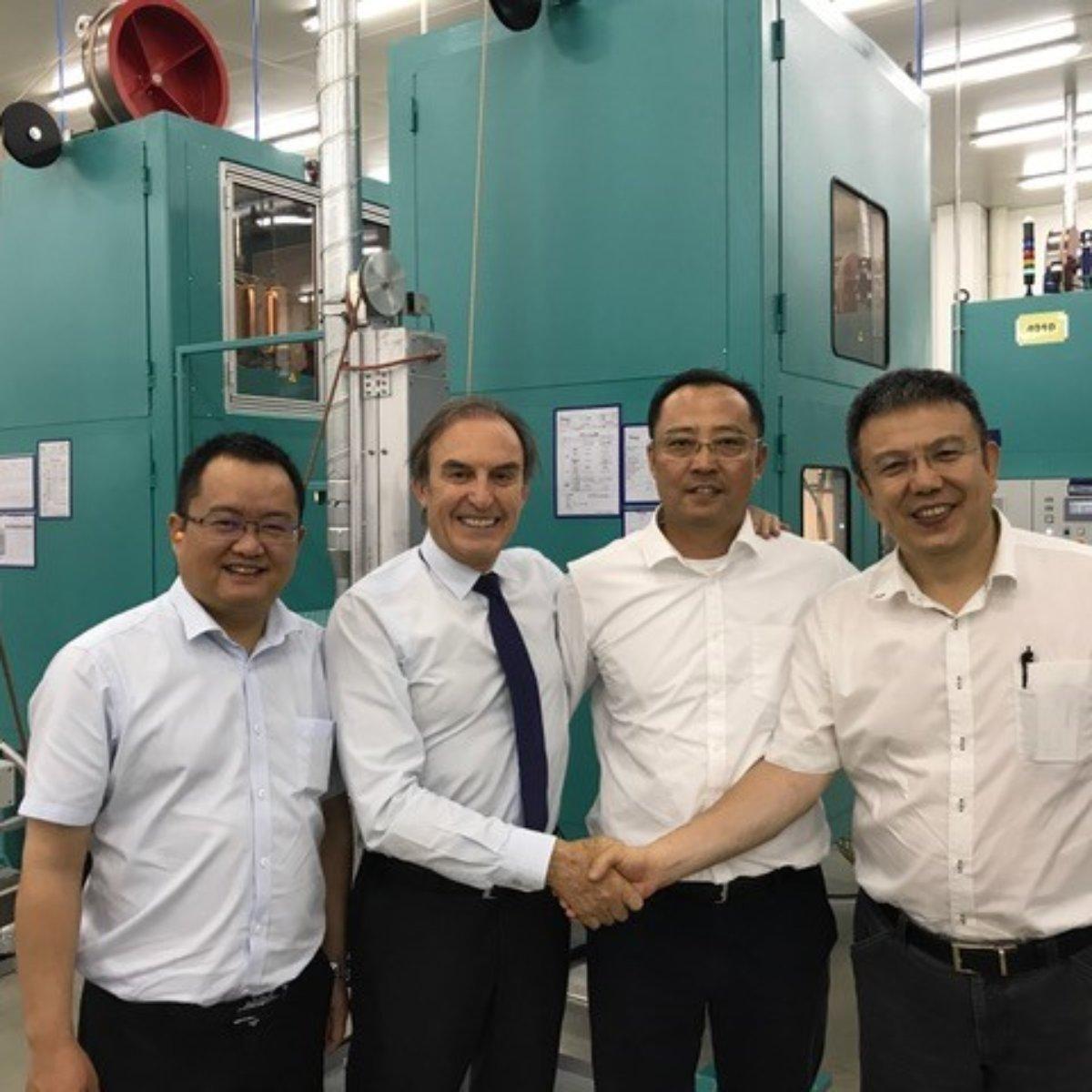 中国新工厂欢迎中国新客户